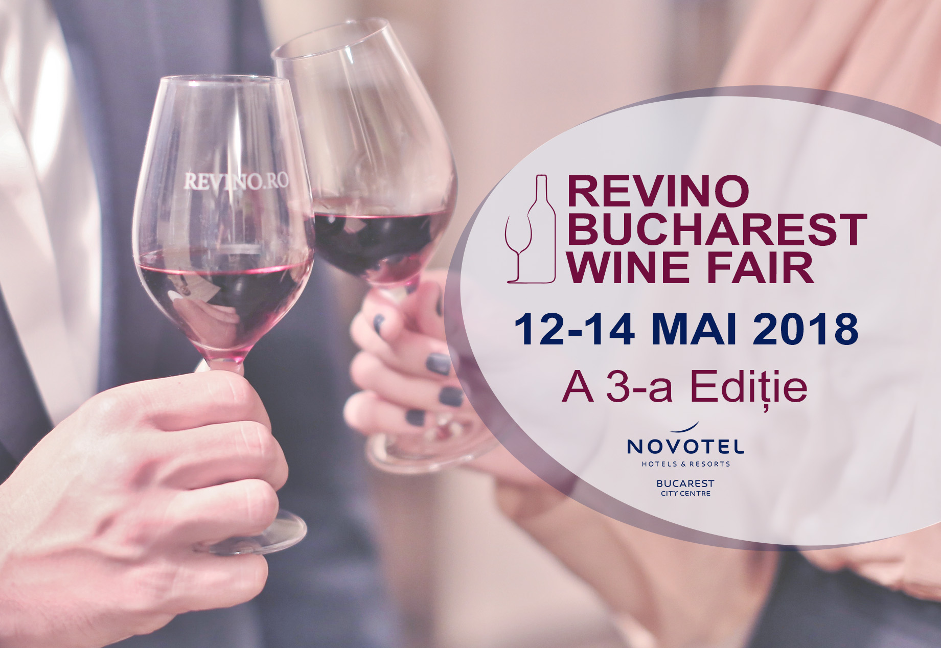 Logo ReVino Wine Fair 2018