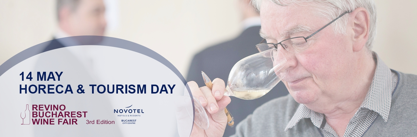 Horeca and Tourism Wine Day